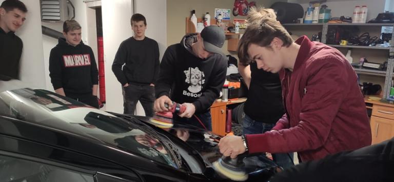 Augustów: Auto detailing – przygotowanie do pracy detailera