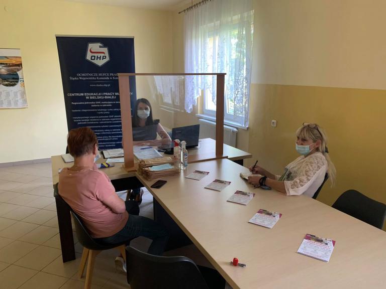 Punkt konsultacyjny w Bielsku-Białej