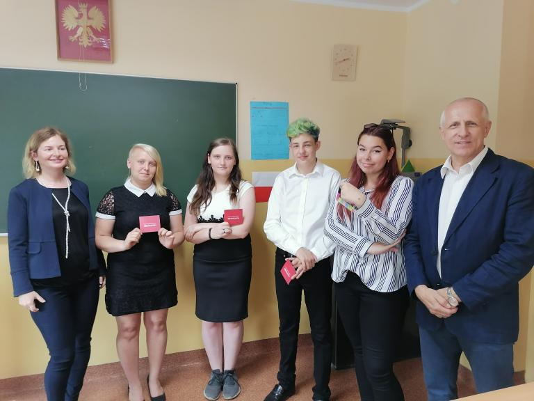 Zakończenie roku szkolnego 2020/2021 w Szczecinie