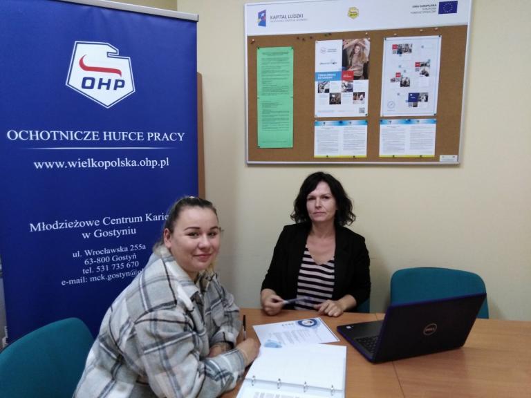 Konsultacje w Młodzieżowym Centrum Kariery w Gostyniu