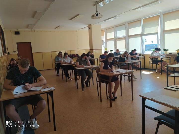 Kraśnik: Próbny egzamin zawodowy