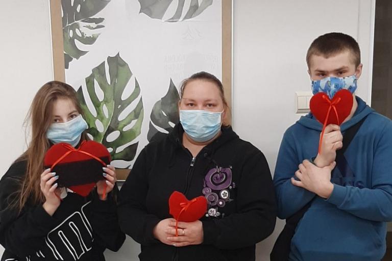 Wasilków: Maskotki dla ukochanego na Św. Walentego