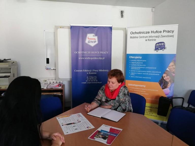 Podsumowanie kampanii ELA w ramach sieci EURES w CEiPM w Koninie