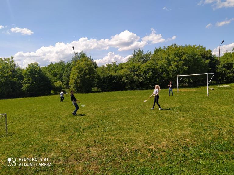 Rozgrywki sportowe w hufcu w Kraśniku