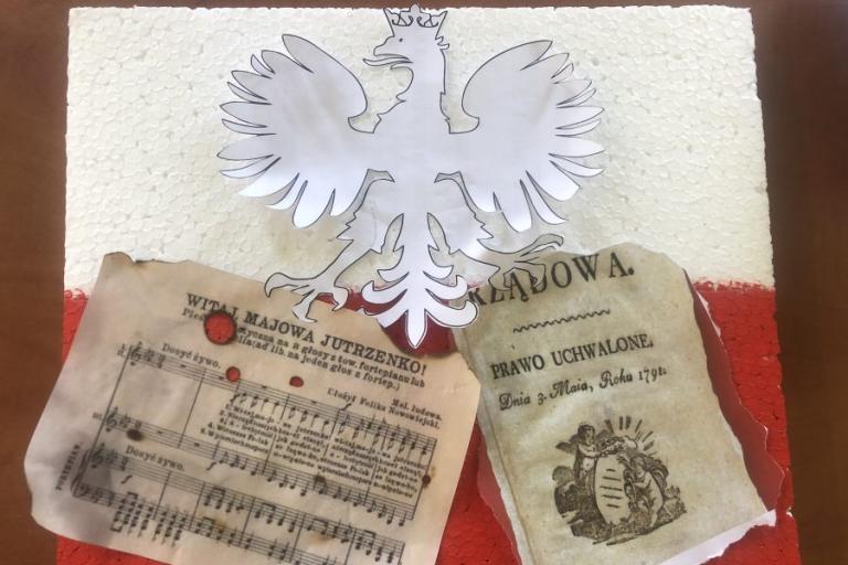 Zambrów: Konstytucja 3 Maja w oczach zambrowskiej młodzieży