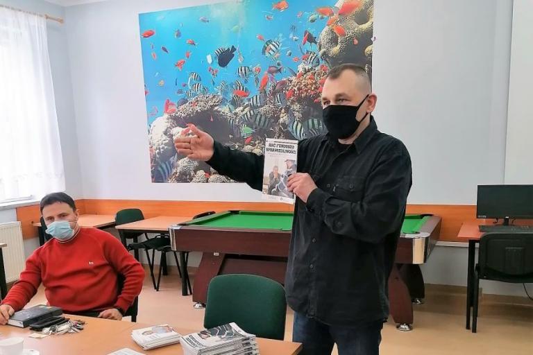 Wasilków: Realna pomoc ofiarom przestępstw - spotkanie w Ośrodku