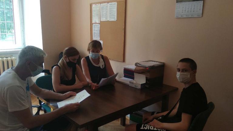 Działania rekrutacyjne w Ośrodku Szkolenia i Wychowania w Niechanowie