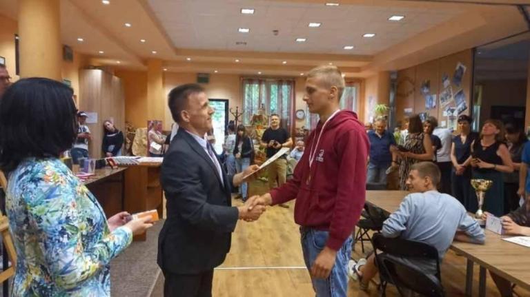 XXII Wojewódzki Turniej Szachowy i Warcabowy OHP w Lublinie