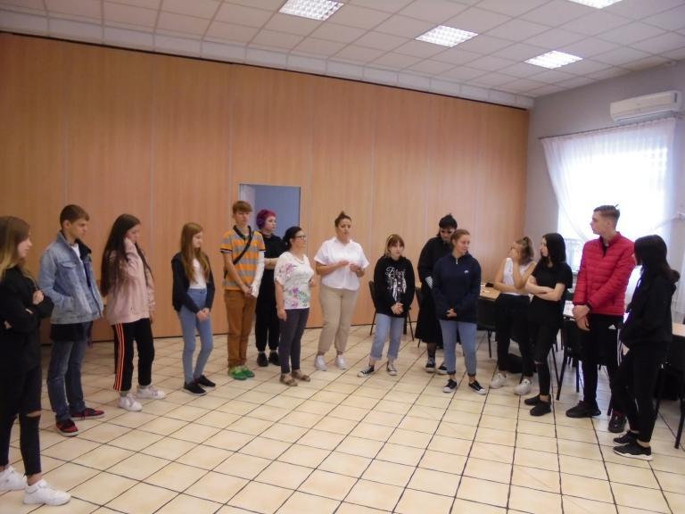 Integracja w 12-29 OSiW w Częstochowie