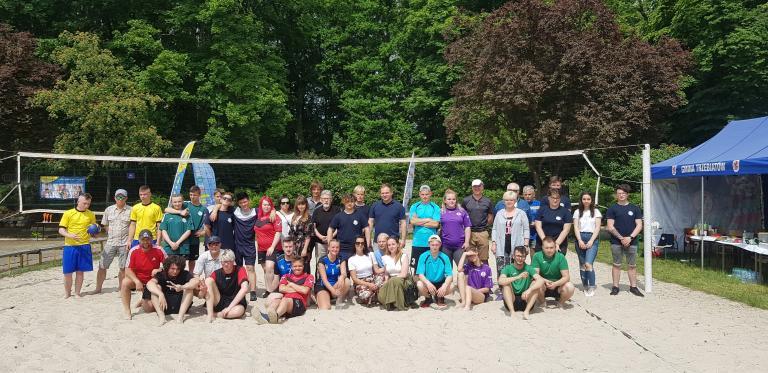 IV Wojewódzkie Mistrzostwa w Siatkowej Piłce Plażowej OHP w Trzebiatowie