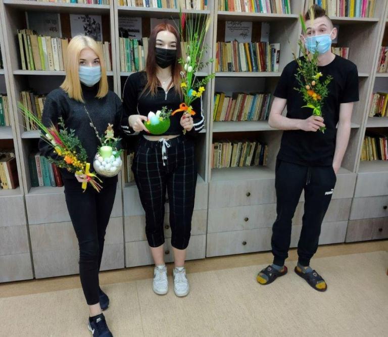 Wasilków: Moc wielkanocnych dekoracji w Ośrodku Szkolenia i Wychowania