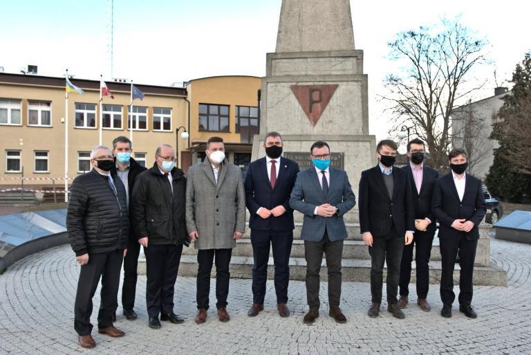 Wizyta w Borzęcinie