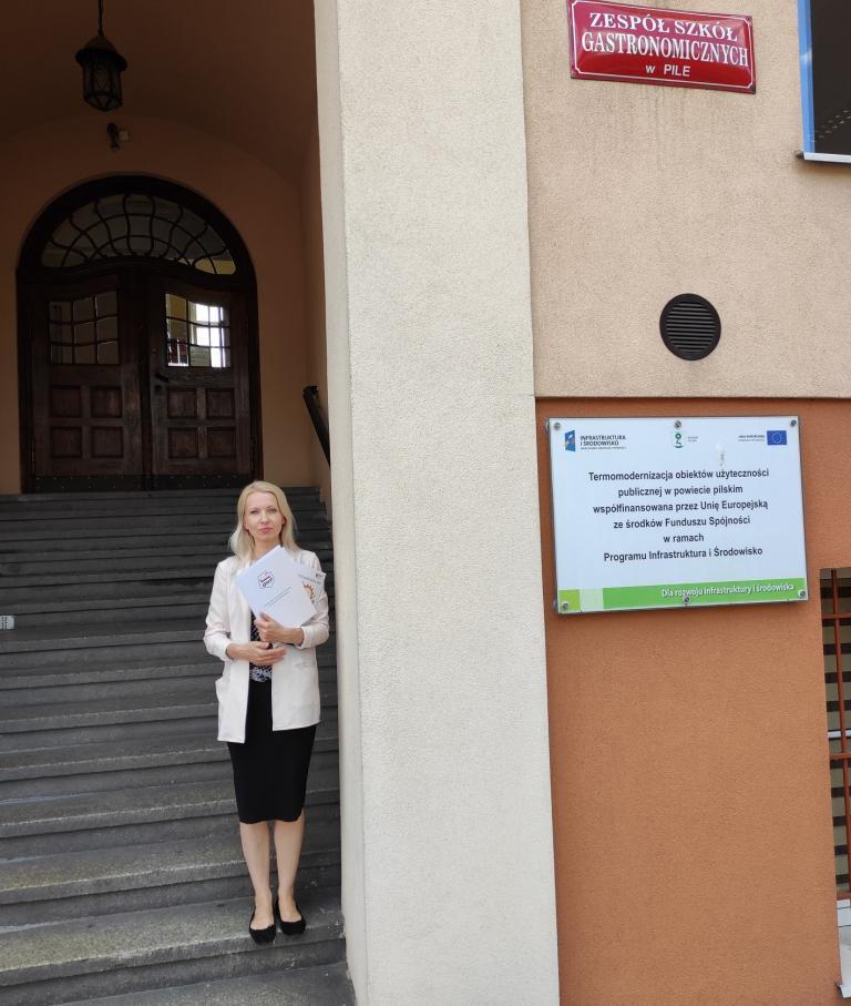 Rekrutacja na rok szkolny 2021/2022 w CEiPM w Pile