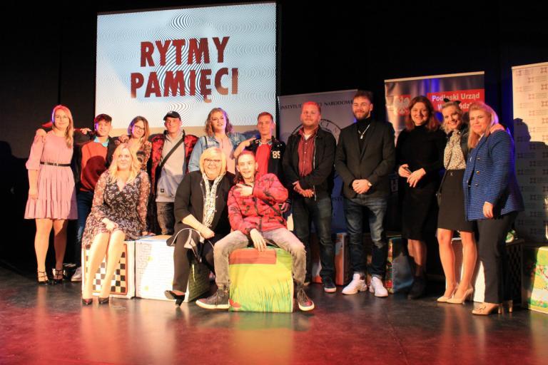 """Białystok: Finał projektu """"Rytmy pamięci"""""""