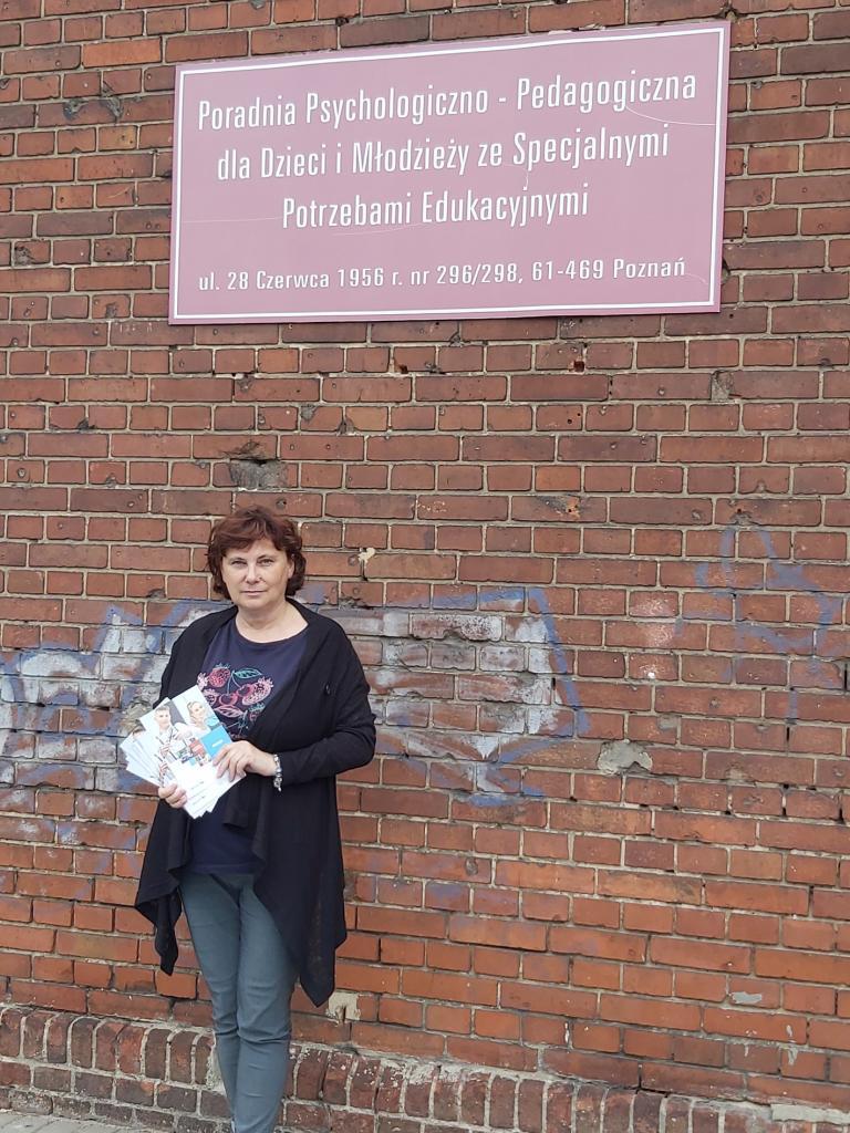Działania rekrutacyjne w Hufcu Pracy w Poznaniu