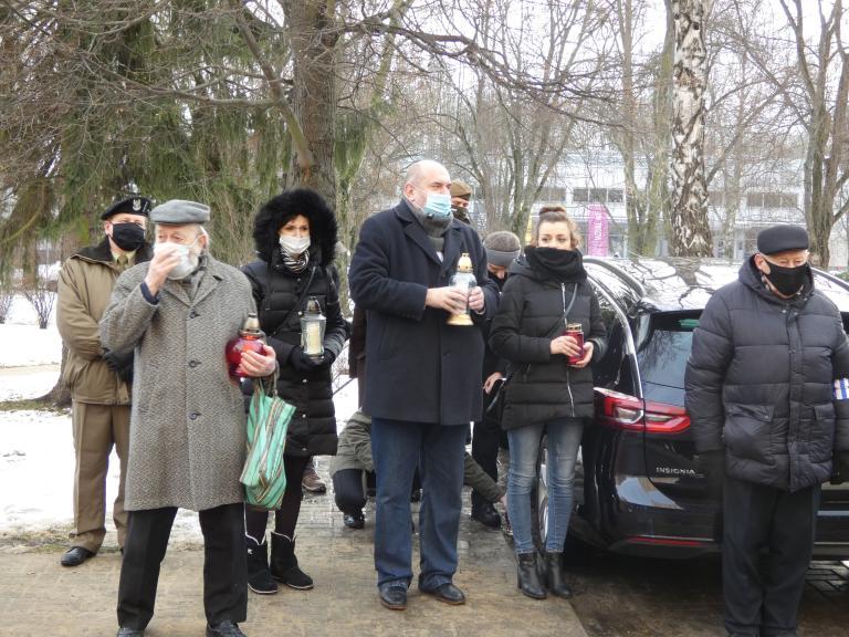 Lublin: Udział w obchodach rocznicy wybuchu Powstania Styczniowego