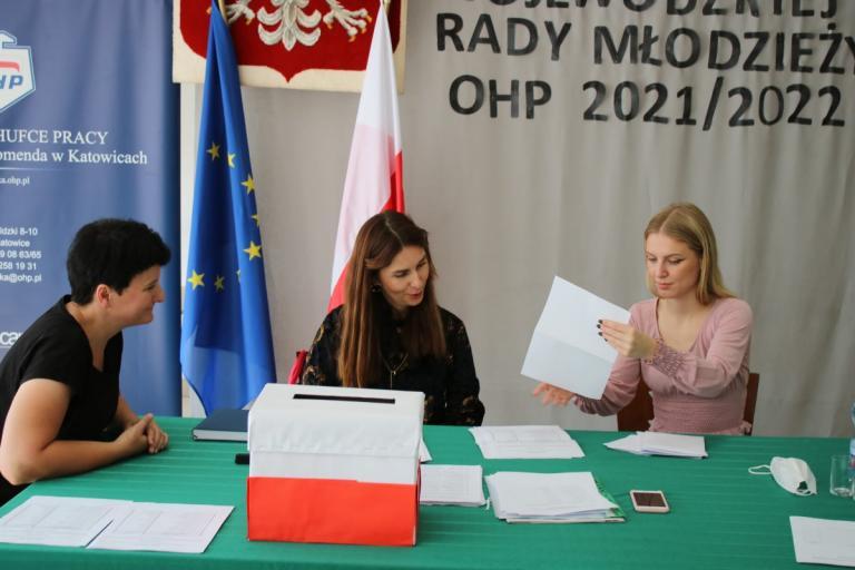 Wybory Rady Młodzieży