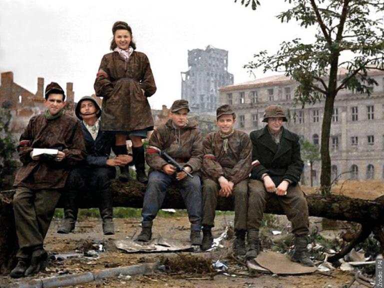 77.rocznica wybuchu Powstania Warszawskiego