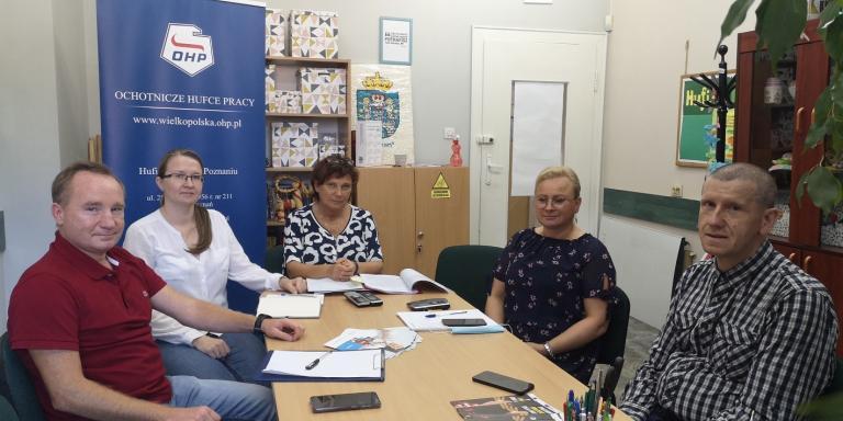 Spotkania Zespołów Wsparcia Uczestników OHP