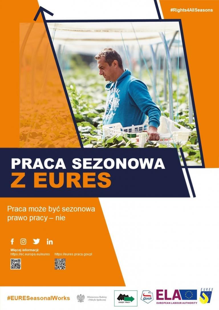Łomża: Praca sezonowa EURES