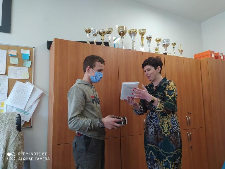 Nagroda w wojewódzkim etapie konkursu o kardynale Stefanie Wyszyńskim