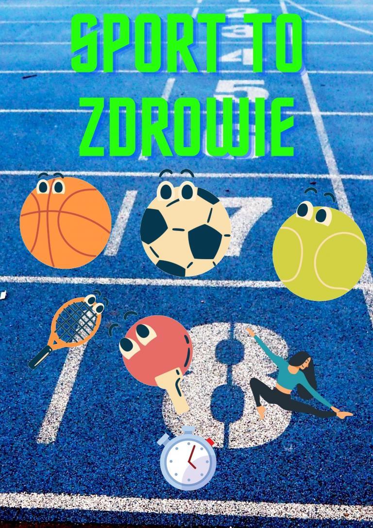 """KONKURS """"Sport to Zdrowie"""""""