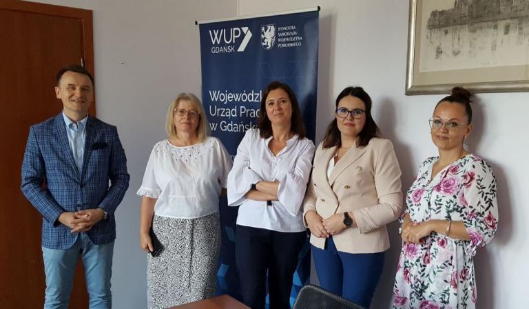 Porozumienie o współpracy z Wojewódzkim Urzędem Pracy w Gdańsku