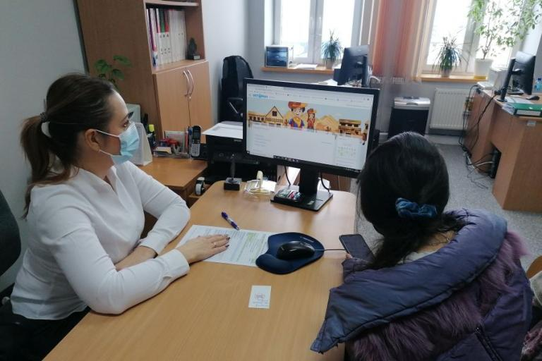 Suwałki: Trwają konsultacje indywidualne dla uczestników Hufca Pracy