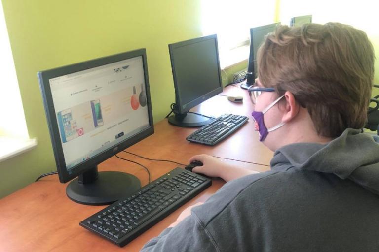 Zambrów: Przygotowania do konkursu wiedzy informatycznej