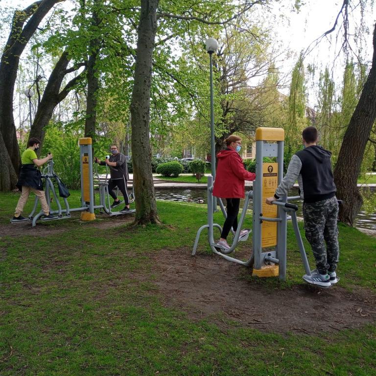 Na zdrowo i sportowo w Szczecinku