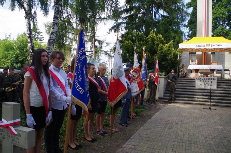 Lublin: Rocznica bitwy pod Jastkowem