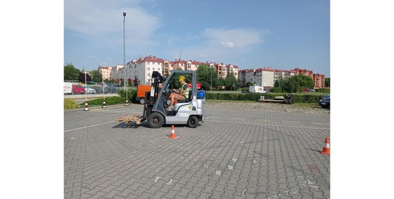 Zakończenie szkolenia zawodowego w MCK w Śremie
