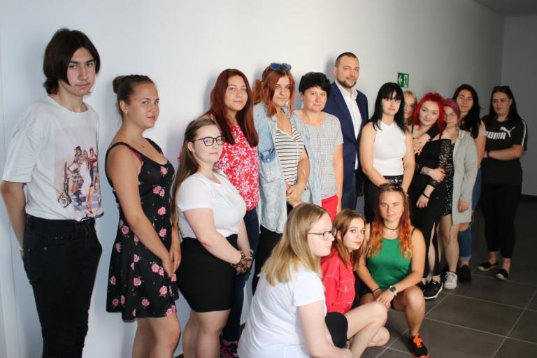 Spotkanie Wojewódzkiej Rady Młodzieży