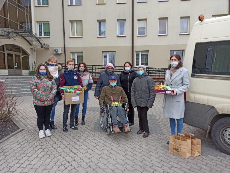 Białystok: Życzenia dla seniorów