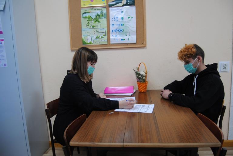 Spotkania indywidualne z doradcą zawodowym z CEiPM w Pile