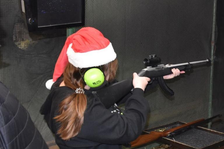 Łomża: Mikołajkowe wariacje strzeleckie