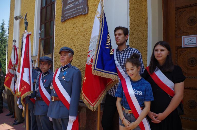 Lubelskie obchody Narodowego Dnia Pamięci Ofiar Ludobójstwa na Wołyniu