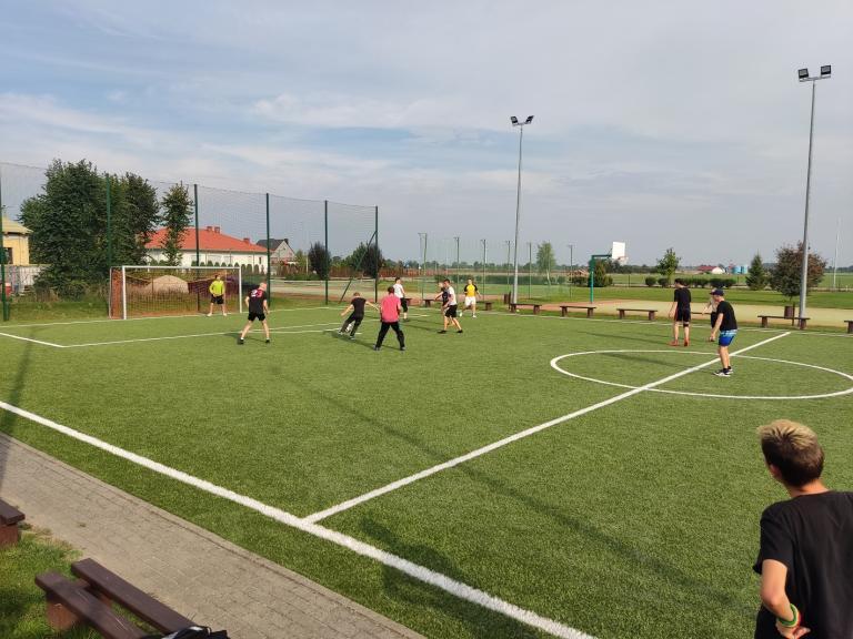 Na sportowo w Ośrodku Szkolenia i Wychowania w Niechanowie