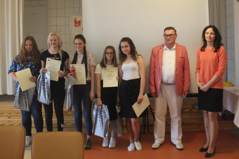 Białystok: Spotkanie podsumowujące staże zawodowe kucharzy i mechaników