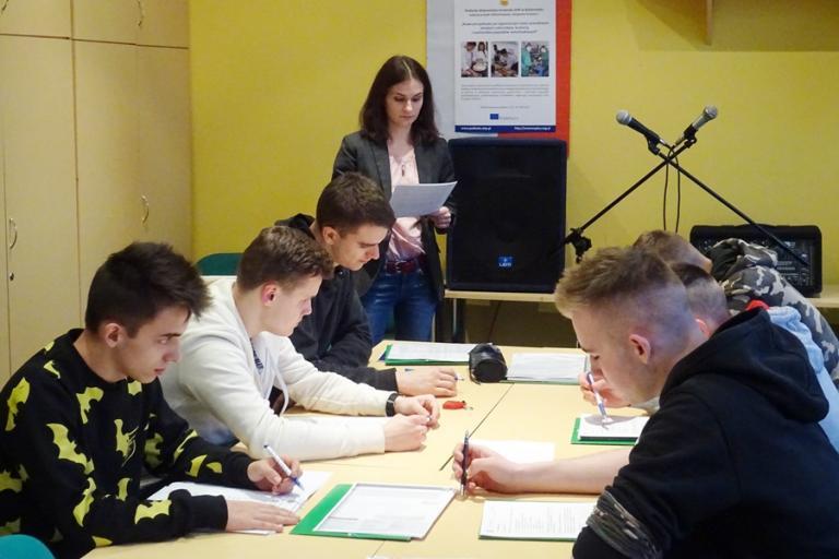 Suwałki: Kurs języka niemieckiego przed wyjazdem na staż
