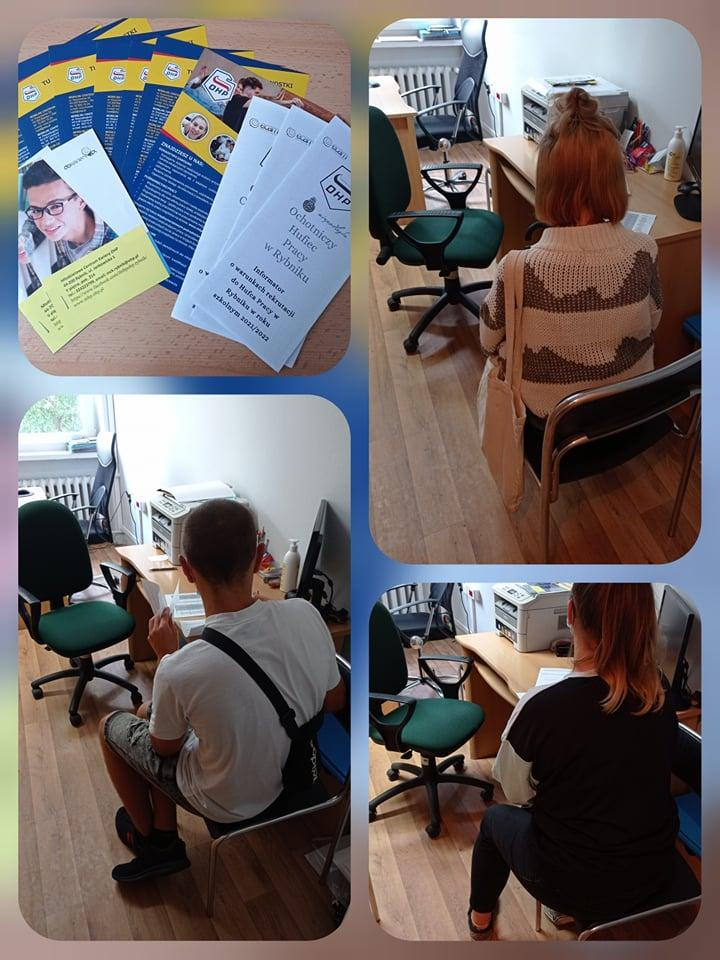 Dzień otwarty z doradcą zawodowym w MCK Rybnik