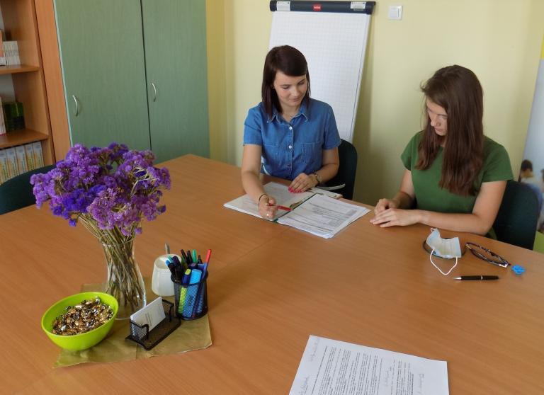 MCK Wolsztyn wspiera młodzież w podjęciu wakacyjnego zatrudnienia