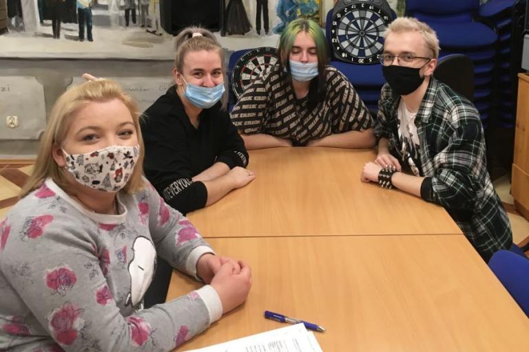 Łomża: Spotkanie Rady Młodzieży