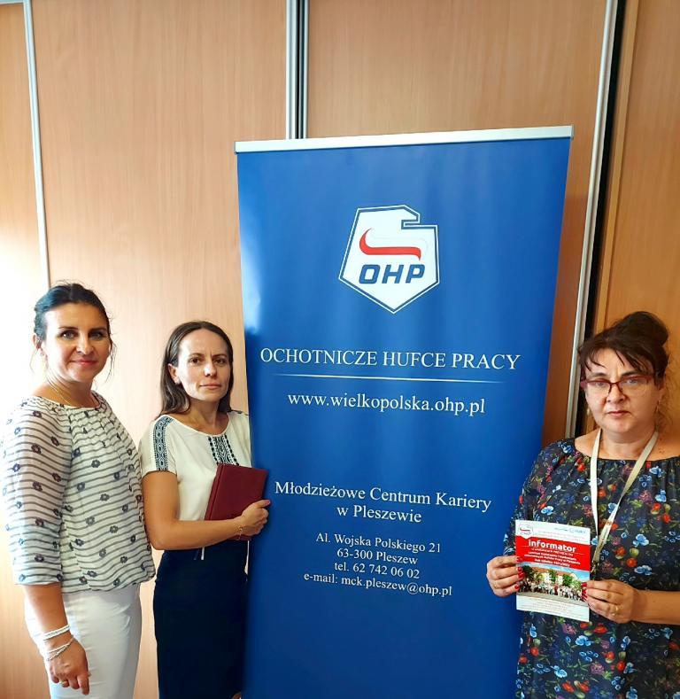 Spotkanie promujące OHP w Cechu Rzemiosł Różnych