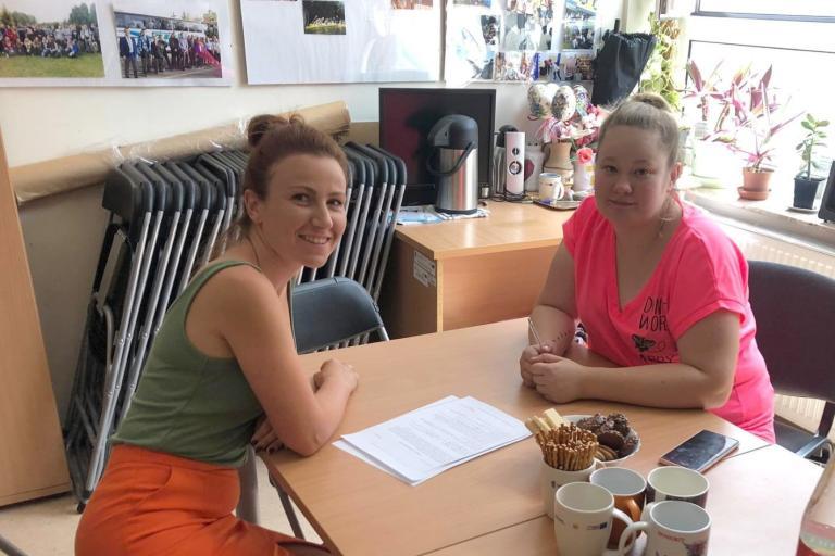 Wakacyjne spotkania na Podlasiu