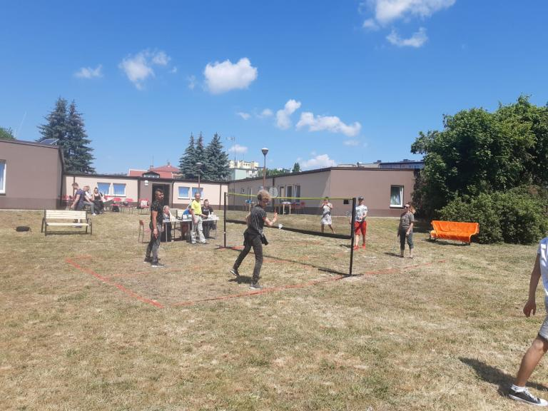 Włodawa: I Wojewódzkie Zawody w Badmintona Par Mieszanych Młodzieży OHP