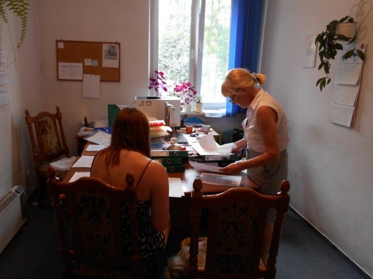 Początek szkoleń zawodowych w CEiPM w Kaliszu
