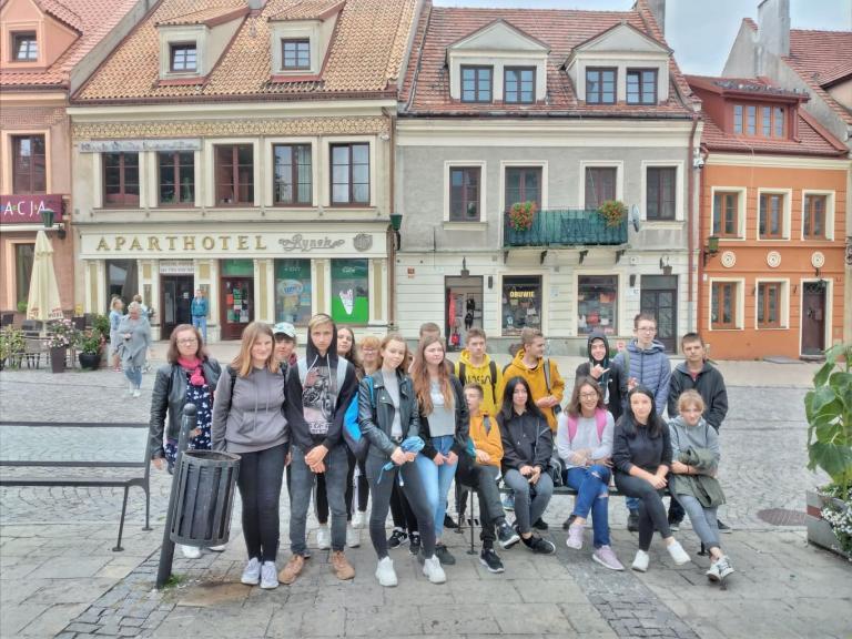 Aktywnie i kulturalnie w Sandomierzu