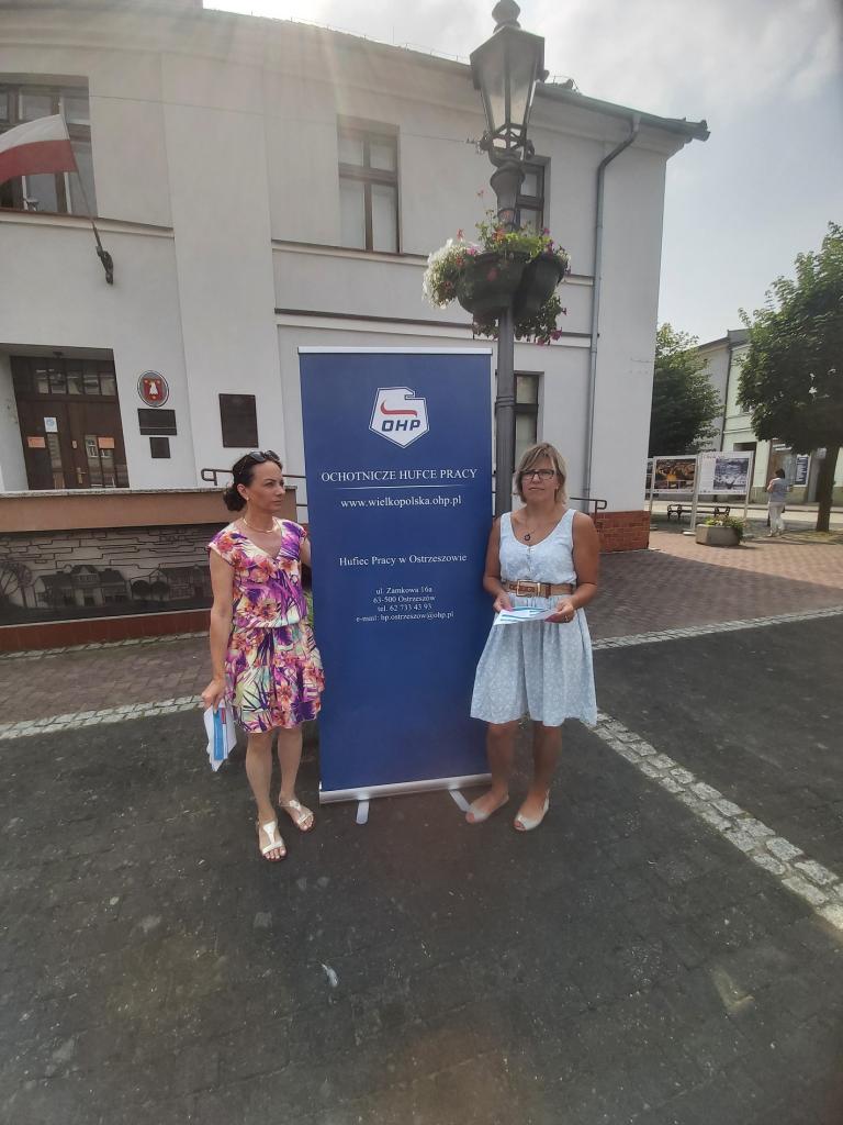 Dalsze działania rekrutacyjne do Hufca Pracy w Ostrzeszowie