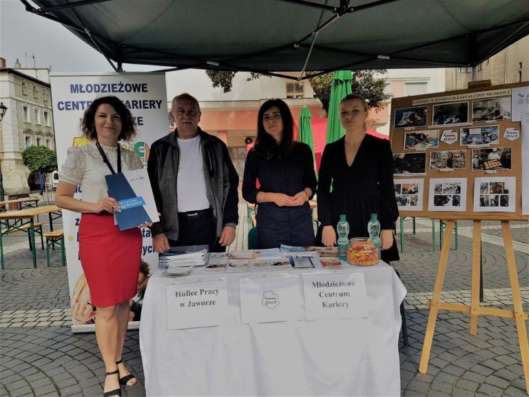 Promocja OHP na XVIII Powiatowych Targach Edukacyjnych